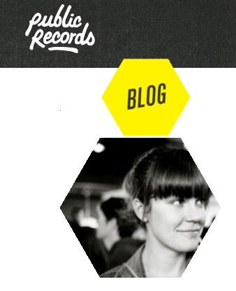Public Records screen grab