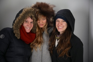 Amy Belling (DOP), Hannah Epperson (Musician), Brianne Nord-Stewart