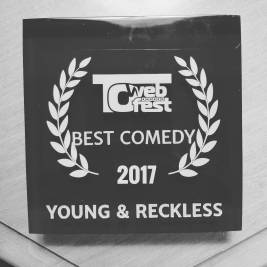 T.O Webfest 2017 best comedy young & Reckless