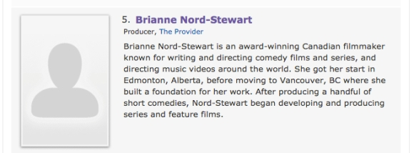 Top Female Directors women director canadian women director imdb