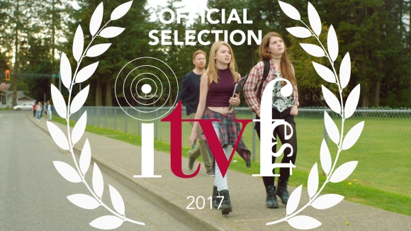 sierra pitkin paige bateman devon ferguson itvfest 2017 international television festival young & reckless web series webseries official selection