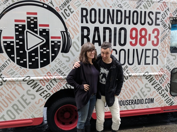 roundhouse radio, cory price, the dangers of online dating, doodtheseries, brianne nord-stewart, teresa trovato